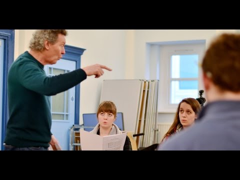 Fellowship masterclass with Harry Christophers | NYCGB