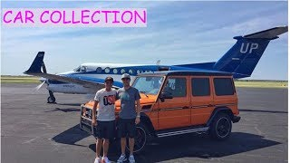 Rickie fowler car collection (2018)