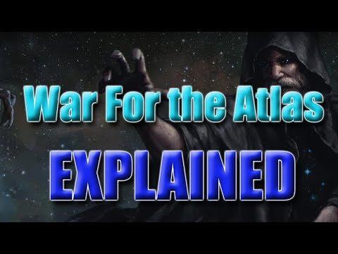 War for the Atlas Elder/Shaper mechanics explained!