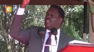 Curbing illegal brew in  Tharaka Nithi County