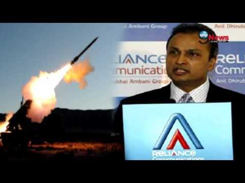 रिलायंस डिफेंस ने किया रूसी कंपनी अलमाजआंते से करार | Reliance Defence-AlmazAntey Air Missile Deal