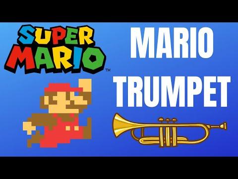 Mario Theme - Trumpet