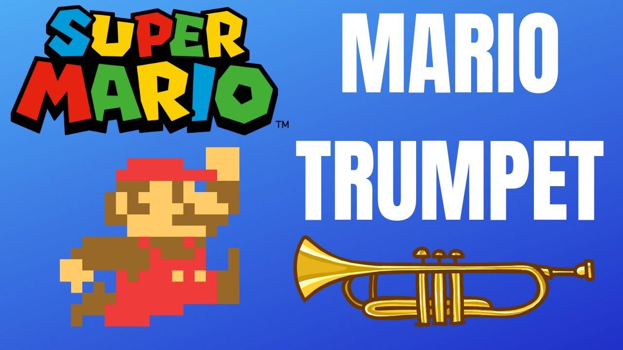 Mario Theme Trumpet YouTube - 1280x720 - jpeg