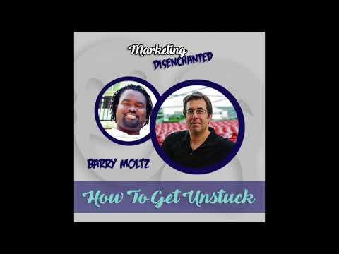 TMDP 046: How To Get Unstuck with @barrymoltz