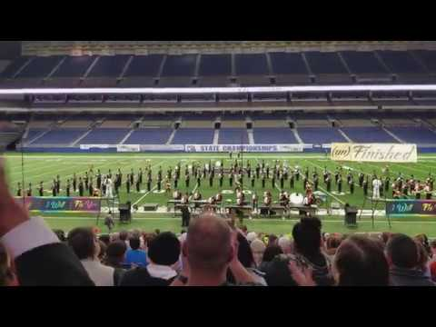 Rio Grande City High School Band 2017 - UIL 5A State Marching Band Contest