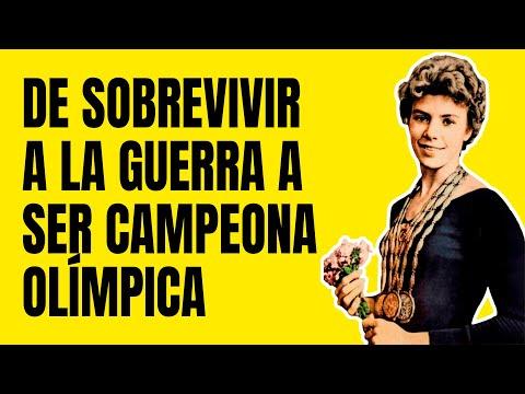 De Sobrevivir a la Guerra a ser La Mujer Con Más Medallas Olímpicas | Historia de Larisa Latýnina 💪🥇