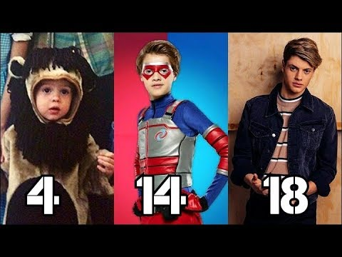 Jace Norman From Baby to Adult