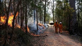 NSW And Qld Fire Threat Remains High