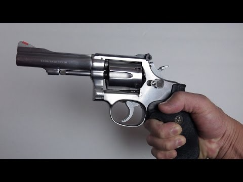 Smith & Wesson Model 67 Military & Police : Eye-On-Stuff