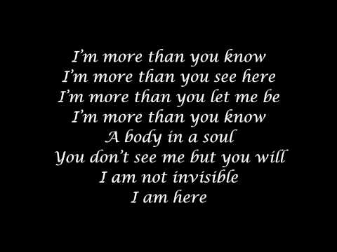 U2-Invisible Lyrics Mp3