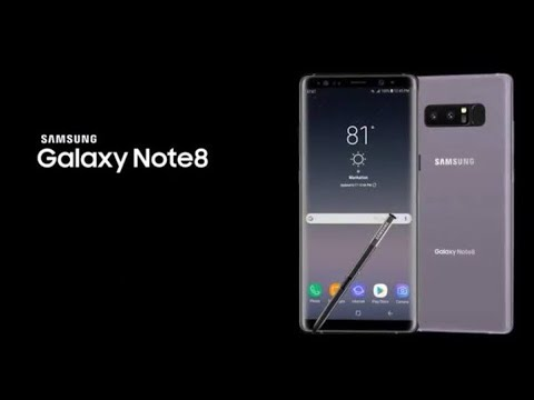 Samsung Galaxy Note 8 Beta 2 Now Rolling Out in India(2nd Beta Software Update (Jan. 23th))