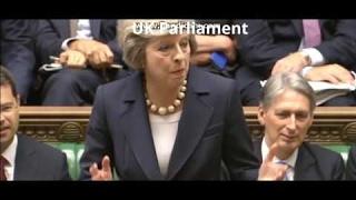 uk parliament funny moments