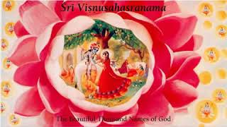 Sri Visnu Sahasranama - Full - Complete - 1000 Names of Vishnu