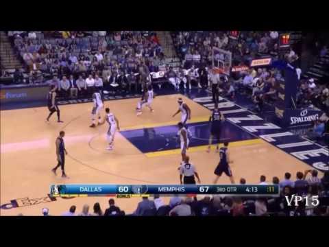 DeAndre Liggins Dallas Mavericks Highlights - vs Memphis 04.12.17