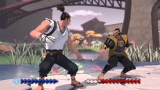 Karateka 2012 Español - Gameplay Full