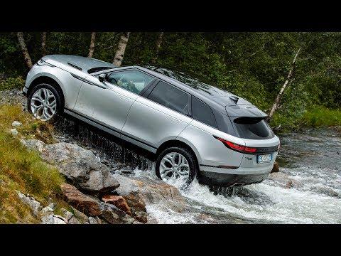2018 Range Rover Velar - WILD SUV!!
