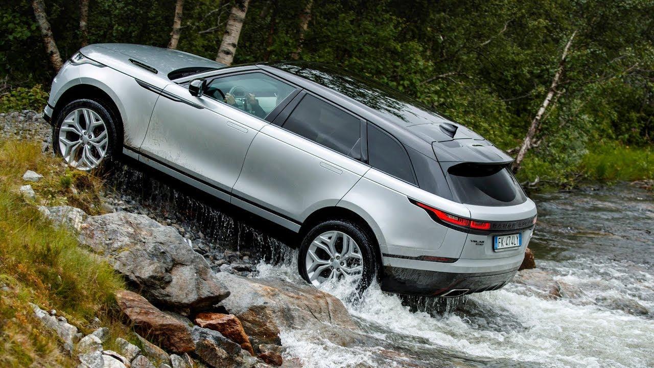 Range Rover Car Wallpaper 2018 Range Rover Velar Wild Suv Youtube