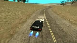 ДРИФТ В GTA San Andreas ОТ КОТА