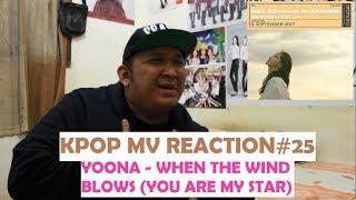 Video YOONA - When The Wind Blows   KPOP MV REACTION #25 download MP3, 3GP, MP4, WEBM, AVI, FLV Juli 2018