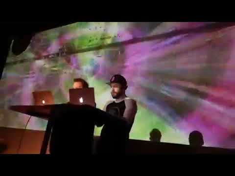 Shawn Lawson - Ryan Ross Smith: Live Coding at Generate Festival