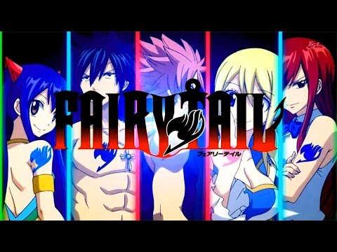 "Fairy Tail (AMV) I Am King - ""Love The Way You Lie Pt. 2"