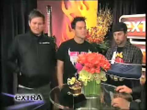 Blink-182 Interview After The Grammys