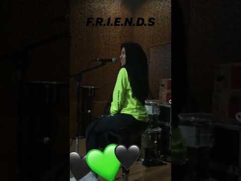 Fatin Shidqia | Cover Lagu Friends