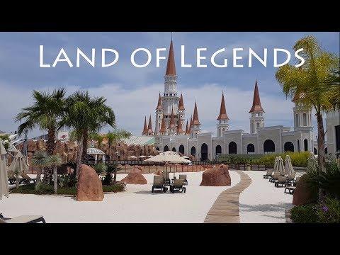 Dolphins bay – Land of Legends Themepark – Antalya Turkey