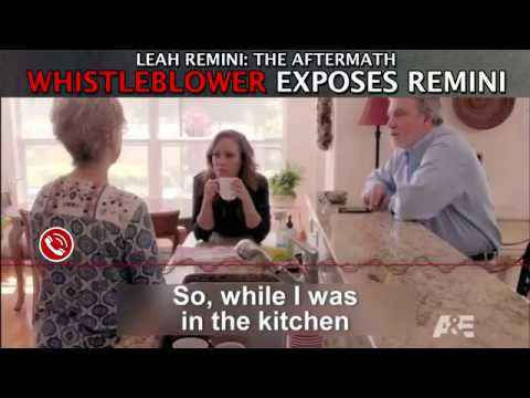 Scientology and the Aftermath Whistleblower: Leah Remini Exposed