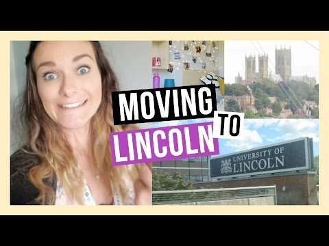 Moving to Lincoln University!! | ohhitsonlyalice