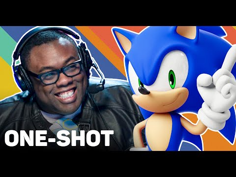 Sonic The Hedgehog RPG | Black Nerd Comedy, Strawburry17, Cristina Vee - One Shot