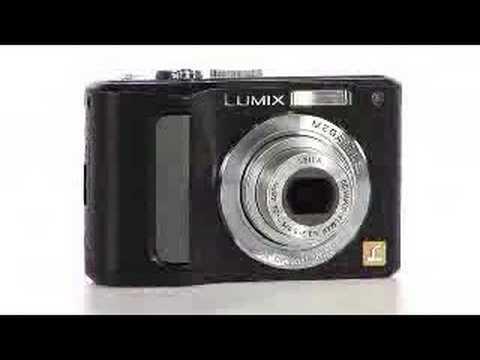 Panasonic DMC-LZ8 Lumix 8MP Digital Camera