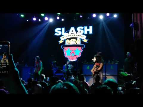 Slash + Myles Kennedy – Apocalyptic Love (Gran Rivadavia, Buenos Aires, Argentina, 17.05.19) HD