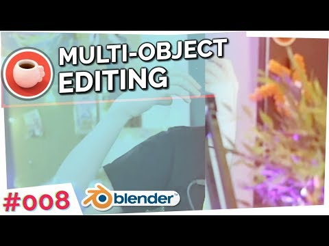 Faster EEVEE & Multi Object Editing - Blender Today