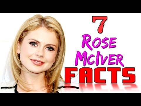 Rose McIver Facts Every  Should Know  iZombie actress