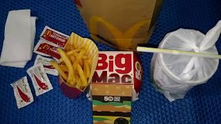 Beli Paket Large Big Mac Dapet 1 Mac Coin Dari McDonald's Bisa Tukar Dengan 1 Burger Big Mac
