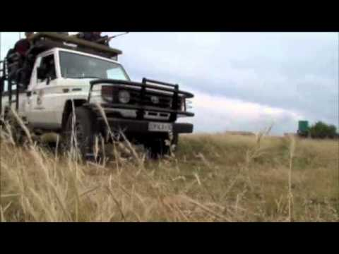 Safaris Hunts  South Africa 2012