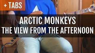 Baixar Arctic Monkeys - The View from the Afternoon (Bass Cover with TABS!)