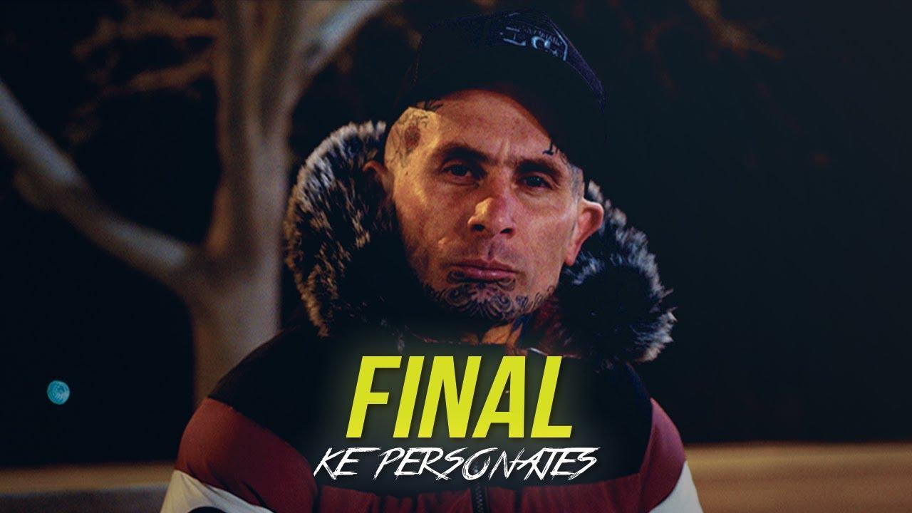 Download Final - Ke Personajes (Video Oficial)