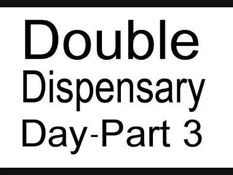 Double Dispensary Day Part 3... Tarboro NC Flasks