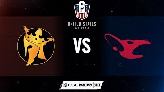 R6USN - Noble eSports vs. mousesports - Week 3