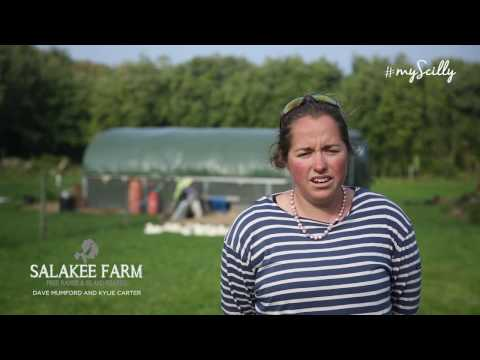 Meet Kylie Carter from Salakee Farm, St. Mary