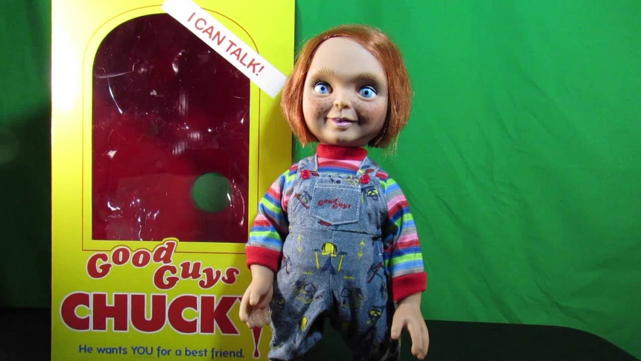 Toys R Us Chucky : Mezco good guy chucky doll review youtube