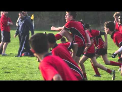 U13s NULS v QMGS (COUNTY CUP FINAL 2014)
