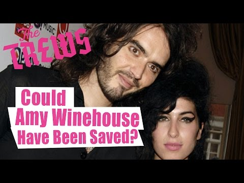 Could Amy Winehouse Have Been Saved? Russell Brand The Trews (E356)