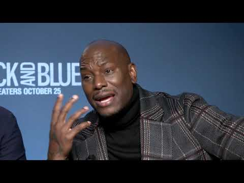 Wild Wayne - Wild Wayne interviews Director Deon Taylor and actor Tyrese