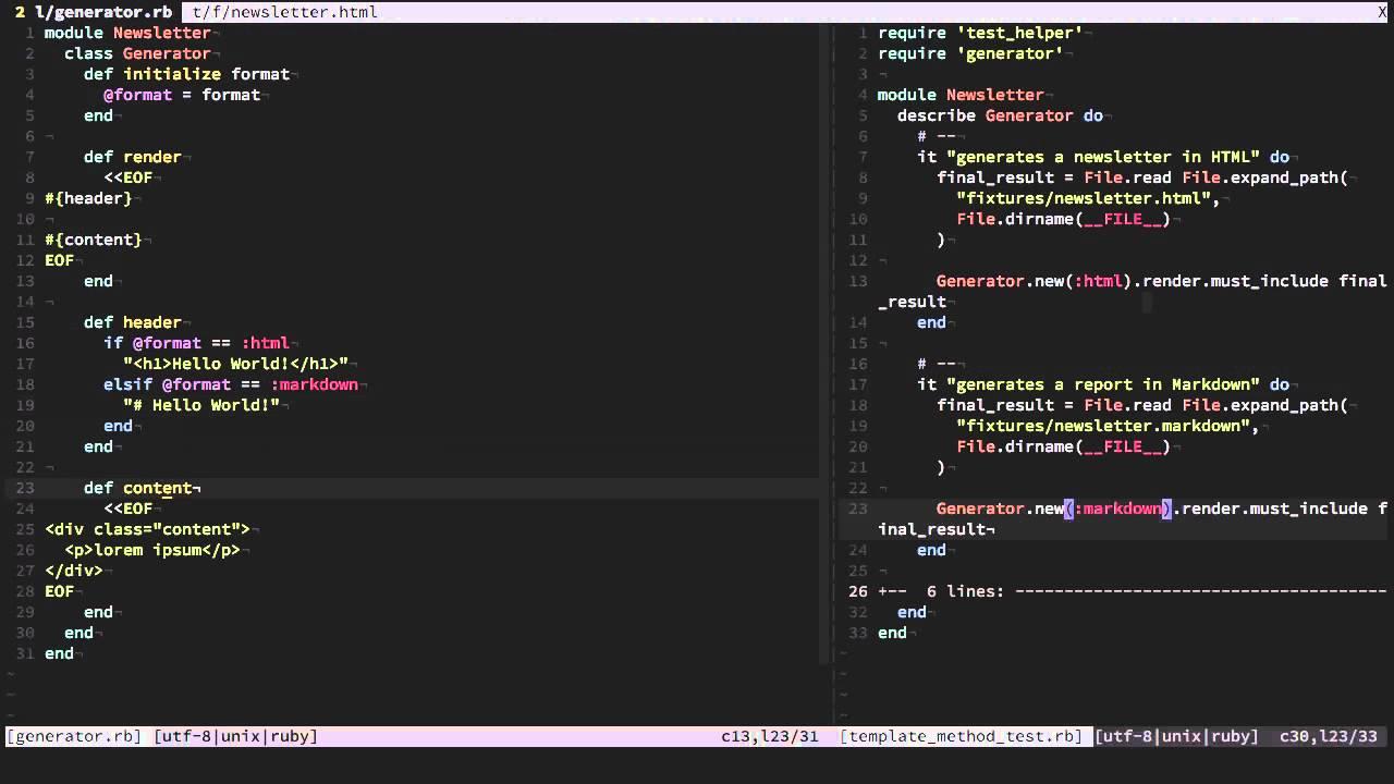 Ruby Design Patterns