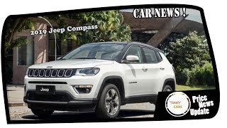 WOW NICE !!2019 Jeep Compass Price & Spec