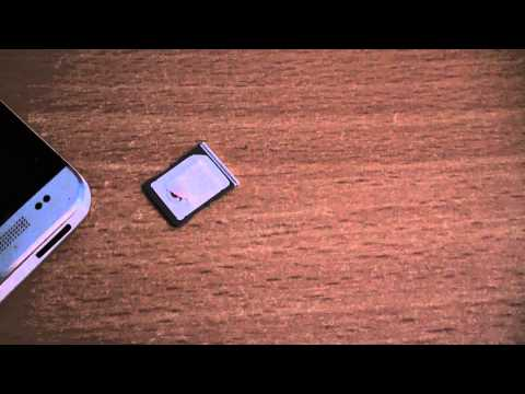 """How To Solve """"No Sim Card"""" Error On HTC One M7"""