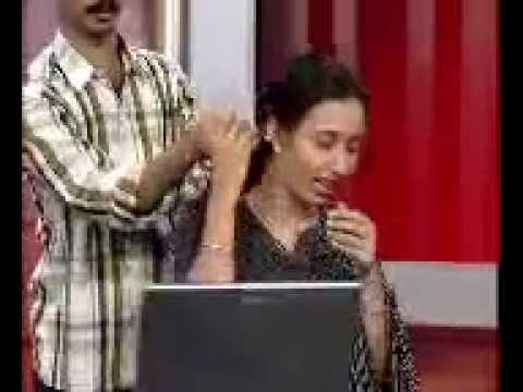 Malayalam News Reader Aparna Kurup   Nettv4u